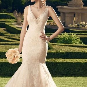 Casablanca wedding dress style c2165